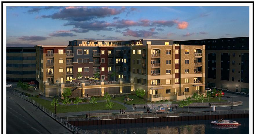 City Deck Apartments Green Bay